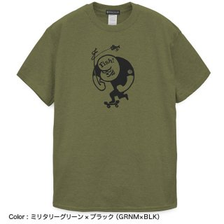 <img class='new_mark_img1' src='//img.shop-pro.jp/img/new/icons60.gif' style='border:none;display:inline;margin:0px;padding:0px;width:auto;' />FISH GUY TEE |フィッシュガイ Tシャツ