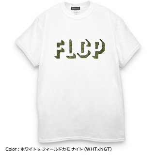 <img class='new_mark_img1' src='//img.shop-pro.jp/img/new/icons13.gif' style='border:none;display:inline;margin:0px;padding:0px;width:auto;' />FLCP TEE |FLCP Tシャツ