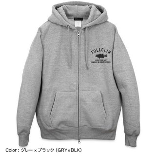 <img class='new_mark_img1' src='https://img.shop-pro.jp/img/new/icons13.gif' style='border:none;display:inline;margin:0px;padding:0px;width:auto;' />GREAT FISH HOODIE ZIP UP|グレートフィッシュフーディー ジップアップ
