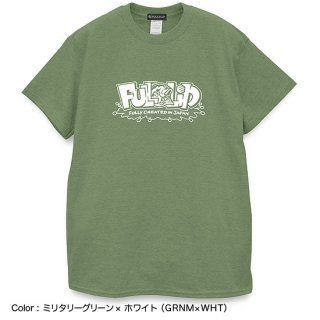 <img class='new_mark_img1' src='//img.shop-pro.jp/img/new/icons13.gif' style='border:none;display:inline;margin:0px;padding:0px;width:auto;' />HOPPER TEE|ホッパー Tシャツ(ミリタリーグリーンボディー)