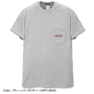 <img class='new_mark_img1' src='//img.shop-pro.jp/img/new/icons13.gif' style='border:none;display:inline;margin:0px;padding:0px;width:auto;' />GOOD TASTE POCKET TEE|グッドテイスト ポケットTシャツ
