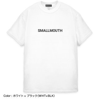WORD UP TEE[SMALLMOUTH]|ワードアップ Tシャツ[SMALLMOUTH]