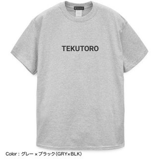 WORD UP TEE[TEKUTORO]|ワードアップ Tシャツ[TEKUTORO]