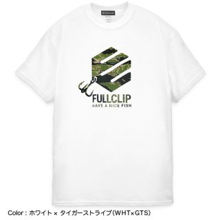 FC TREBLE HOOK TEE|FCトレブルフック Tシャツ