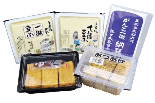 お豆腐ギフトセットA(送料込み)