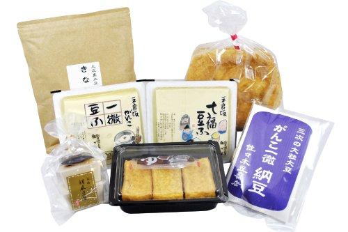 お豆腐ギフトセットB(送料込み)