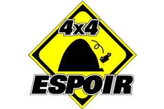 4x4エスポワール ショップステッカー
