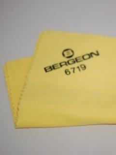 BERGEON【ベルジョン】 貴金属磨きクロス