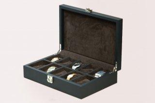 IGIMIオリジナル IG−ZERO53−1 10本入BOX黒カーフ調内装茶