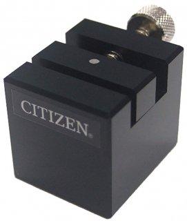 CITIZEN【シチズン】 メタルバンド万力 ブラック