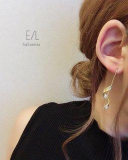 真鍮Spiral pierce