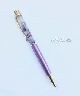 ハーバリウムball pen(PNK)