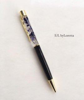 ハーバリウムball pen(Black)