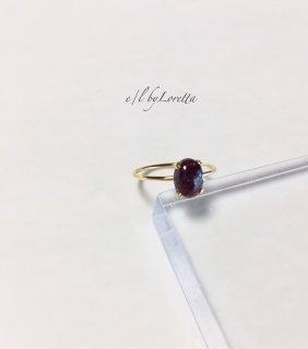 ユーディアライト 14kgf oval ring