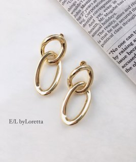 Gold w ring pierce