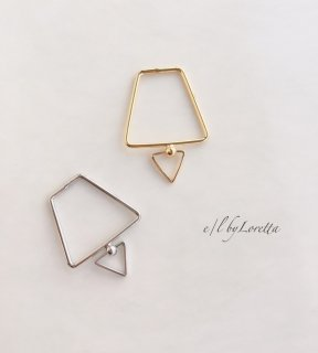 Box triangle Ring