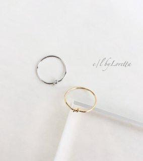 Tie pinky/phalange Ring