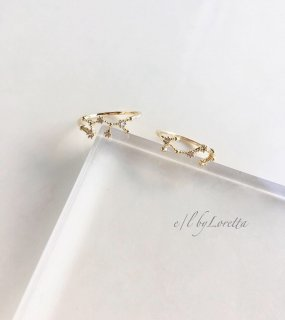 星座 Crystal Ring  (さそり座/いて座)