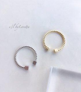 2way cube Ring