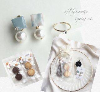 【3/28(sat)21:00〜Order Start.(期間限定)】Spring set �