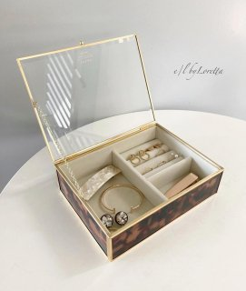 Bekkou marble jewelry Box