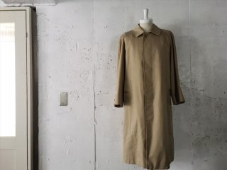 Old Burberrys -Bal Collar Coat (Lining in)- Made in England