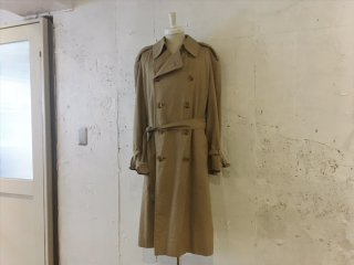 Old Aquascutum -Trench Coat (Aqua 5) long length- Made in England