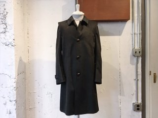 Schneiders -HUBERTUS (Loden Coat) Charcoal- Made in Austria