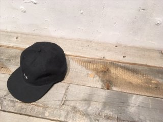 COOPERS TOWN -Baseball Cap (Navy) Black- Made in USA