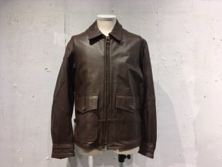 Willis&Geiger -G-8 Open Cockpit Flight Jacket size:40 (Goatskin)- Made in USA