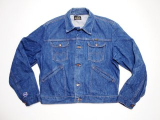70's Vintage【MARVERIC】ラングラー マーヴェリック 124MJタイプ デニムジャケット ビンテージ Gジャン◆size:US-44 【USED】