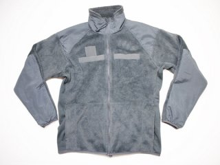 【US Military】米軍 GEN3 ECWCS Level3 Cold Weather Fleece Jacket ミリタリーフリースジャケット◆Size:US-S-R 【USED】