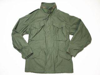 美品 70's Vintage【US ARMY】アルファ M-65 フィールド ジャケット ミリタリー オリジナル◆Size:US-S-R【USED】