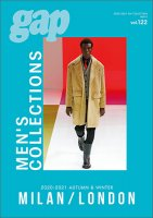 2020-2021 AUTUMN&WINTER<br >gap MEN'S COLLECTIONS  vol.122 MILAN/LONDON