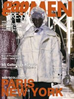 2020-2021 AUTUMN&WINTER<br >gap PRESS MEN vol.59 PARIS/NEW YORK