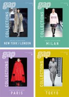 2020-2021 AUTUMN&WINTER <br>PRET-A-PORTER gap COLLECTIONS 4冊セット