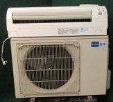 2011年製 三菱ルームエアコン 18畳用 MSZ-HS561S-W(0548)