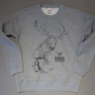 RUNARX RUNNING CO.Originals_Season トレーナー(限定)