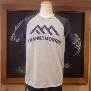 FRANK&MORRIS_Mesh Sleeve T