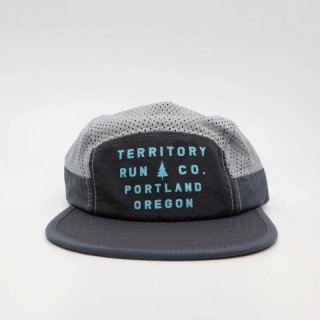 TERRITORY RUN CO._GORGE CAP(Flashback Teal)
