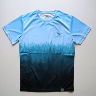 WILD TEE_M's FOREST TECH T-SHIRT