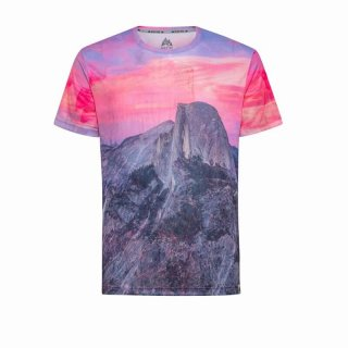 WILD TEE_M's HALF DOME TECH T-SHIRT