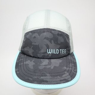 WILD TEE_ENDURANCE TECH HAT (CAMO GRAY)