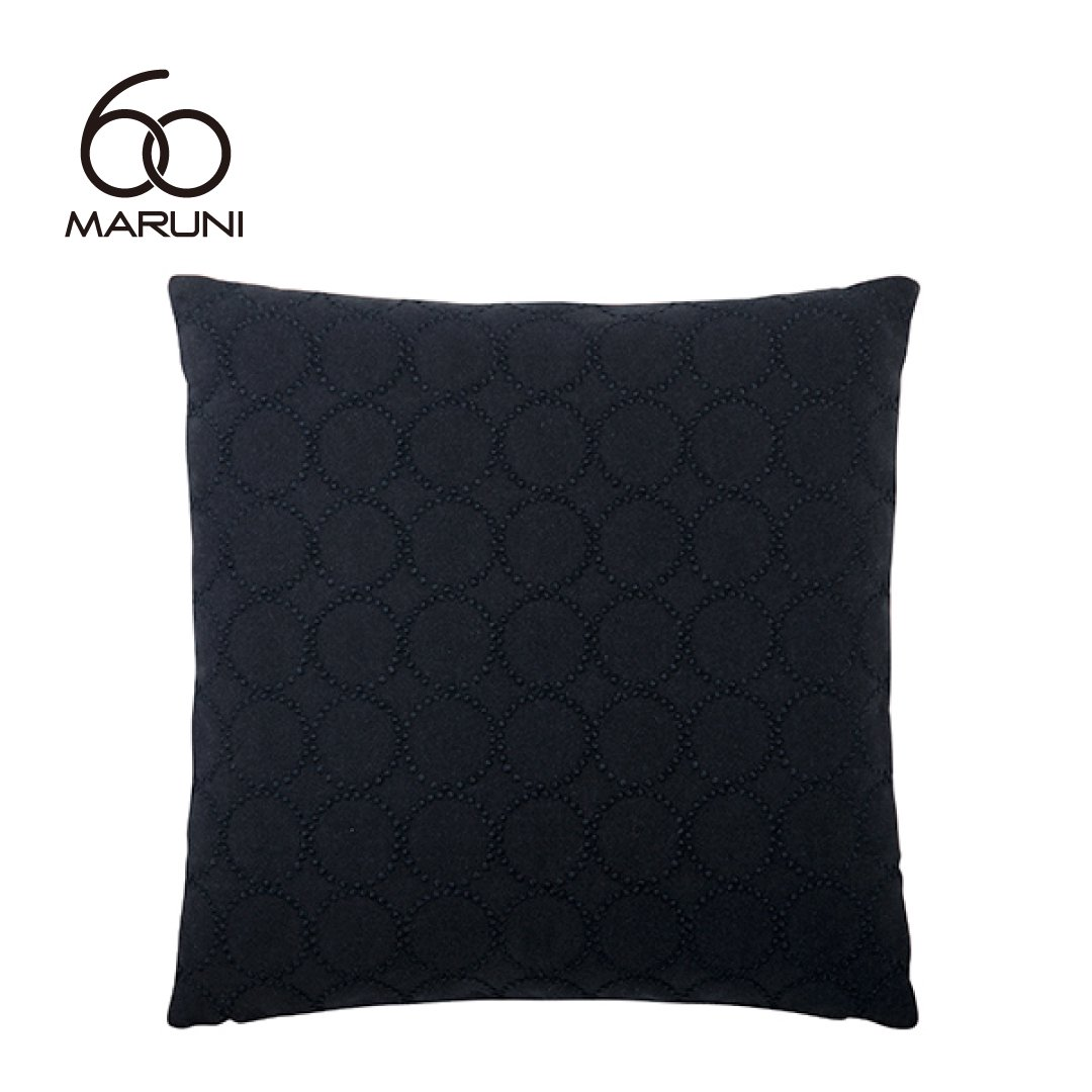マルニ60+ フェザークッション (ミナペルフォネンdop-tambourine/ブラック)