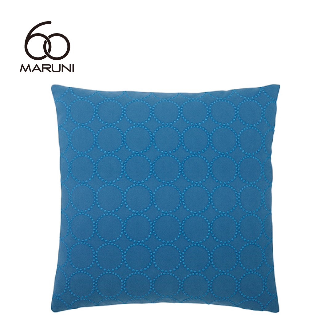 マルニ60+ フェザークッション (ミナペルフォネンdop-tambourine/ブルー)