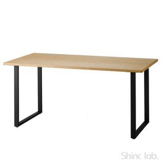 【WAXプレゼント付き!】<br>杉山製作所 CoFe SQUARE ダイニングテーブル 1600/800 (ホワイトオーク)