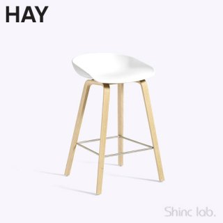 HAY AAS 32 ABOUT A STOOL (LOW) White
