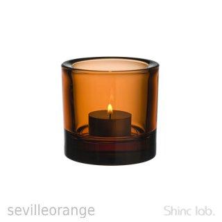 iittala Kivi キャンドルホルダー 60mm Seville orange