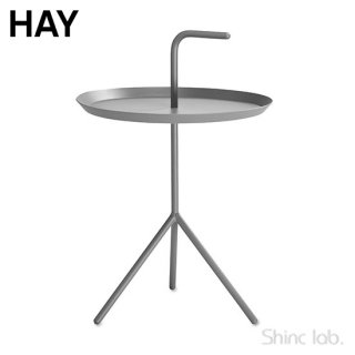 HAY DLM SIDE TABLE Grey