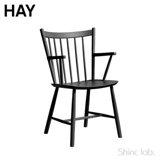HAY J42 CHAIR Black
